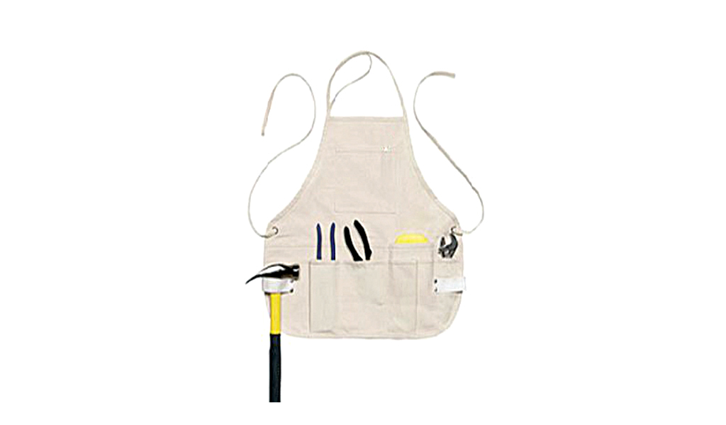 14 Pocket Professional Bib Apron