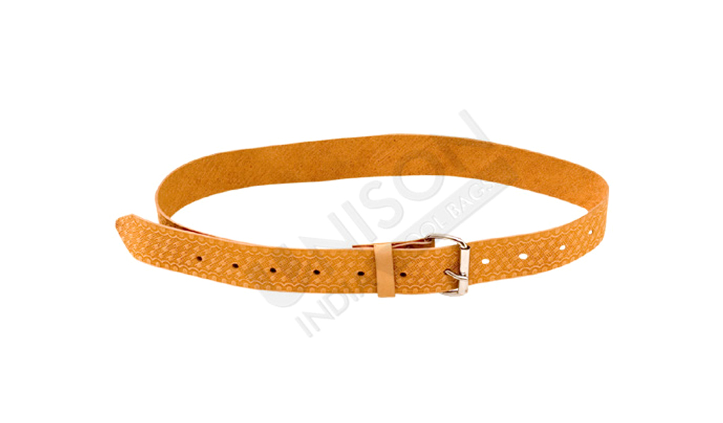 Heavy Duty Leather Waist Belt