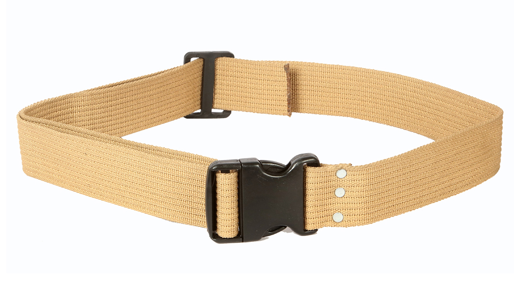 Adjustable Nylon Belt